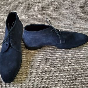 Men's Doucal's Suede Boots
